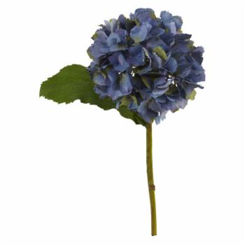 Nearly Natural Hydrangea Artificial Flower - Set of 12