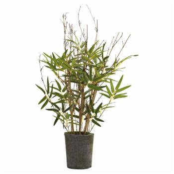 Nearly Natural 3 ft. Bamboo Silk Tree