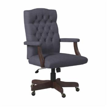 Boss High-Back Slate Gray Commercial Grade Executive Office Chair