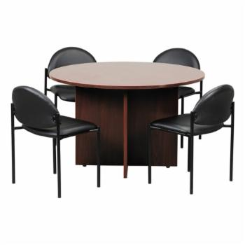 Boss Holland Series 47 in. Round Conference Table