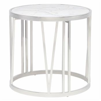 Nuevo Roman End Table