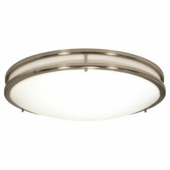 Nuvo Glamour Round Flush Mount Light