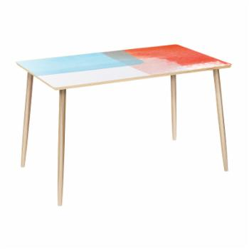NyeKoncept Brixton Retro Shades Dowel 48 in. Dining Table