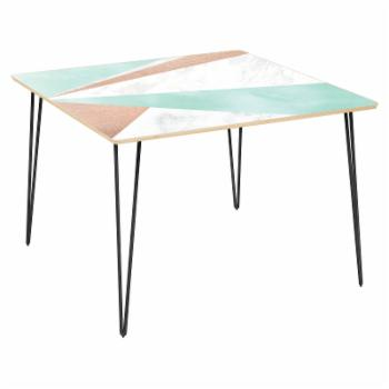Nyekoncept Mason Modern Angles Hairpin Dining Table
