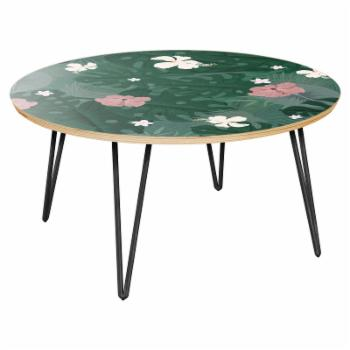 NyeKoncept Stella Sweet Paradise Hairpin Coffee Table