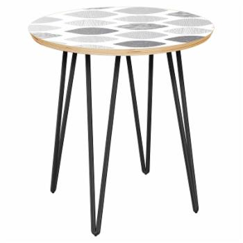 NyeKoncept Stella Nordic Clouds Hairpin Side Table