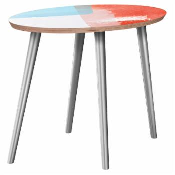 Nyekoncept Ondine Retro Shades Flare Side Table