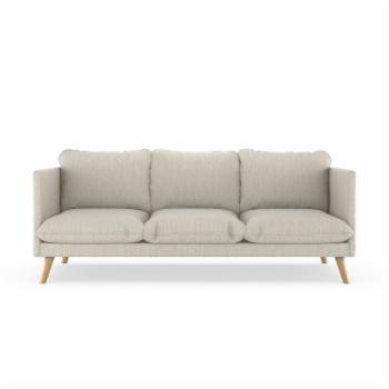 NyeKoncept Lonnie Satin Weave Sofa