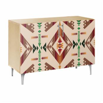 NyeKoncept Trails of the Southwest Arc Credenza