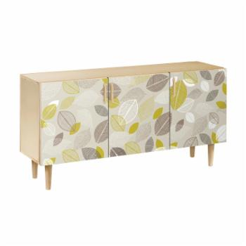 Nyekoncept Autumn Leaves Dowel Sideboard