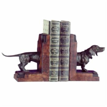 Doggy Tail Bookends