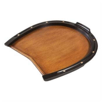 OK Casting 2H in. Horse Shoe Serving Tray