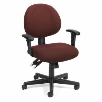 OFM Inc Hour Computer Task Chair with Arms