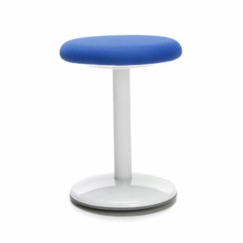 OFM Orbit Series Active Stool 18 in. High - Fabric