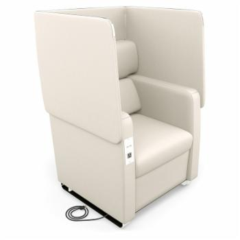 OFM Model 2201 Morph Series Reception Lounge Chair