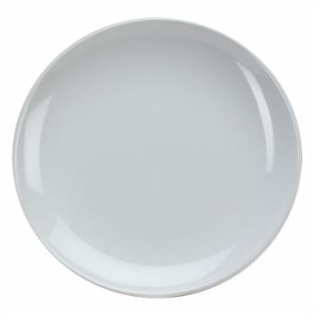 Omniware 8 in. Round Salad Plate - Set of 4