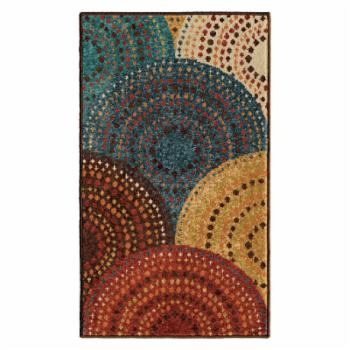 Better Homes & Gardens Dotted Circles Indoor Area Rug