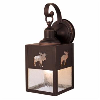 Vaxcel Yellowstone OW24963BBZ Outdoor Wall Sconce