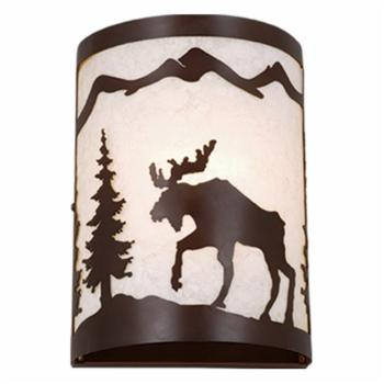 Vaxcel Yellowstone WS55608BBZ Wall Sconce