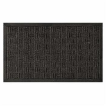 Ottomanson Loop Carpet Weather Resistant Scraper Doormat