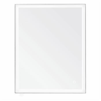 OVE Decors Phoenix LED Framed Bathroom Mirror - 30W x 24H in.