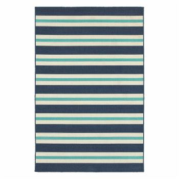 Avalon Home Mackay Nautical Stripe Indoor/Outdoor Area Rug