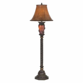 Pacific Coast Lighting Pine Cone Glow Floor Lamp