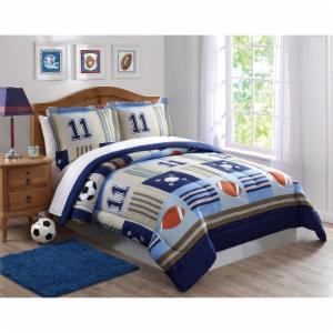 Sports Comforter Set By Laura Hart Kids