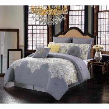 Melania Comforter Set by Style 212