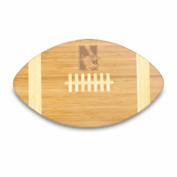 Picnic Time NCAA College Touchdown Cutting Board