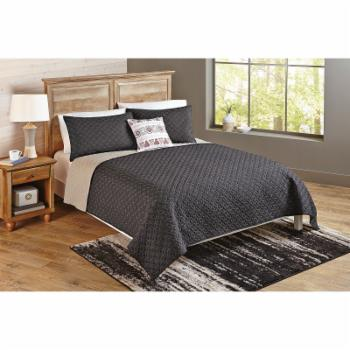 4 Piece Reversible Quilt Set by Better Homes & Gardens