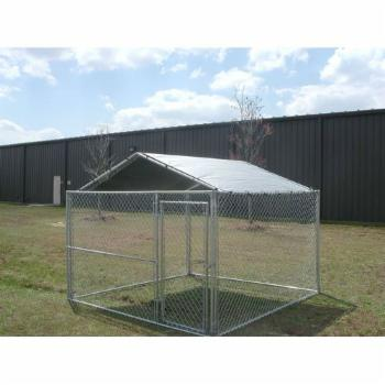 PIC America 10 x 10 ft. Low Pitch Kennel Cover - Cover Only