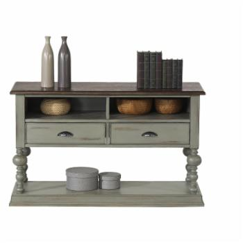 Progressive Colonnades Console Table