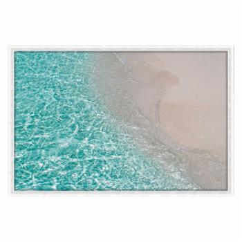 PTM Images Turquoise Sea Wall Art