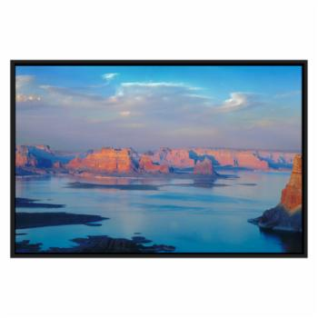 PTM Images Lake Powell 1 Framed Canvas Wall Art