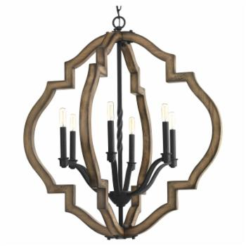 Progress Lighting Spicewood P4767-71 Chandelier
