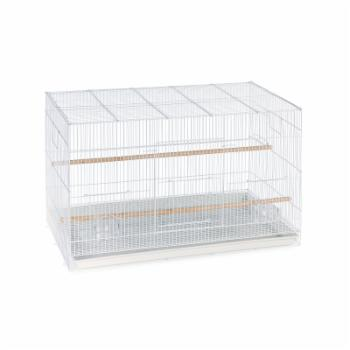Prevue Pet Products Flight Bird Cage - White