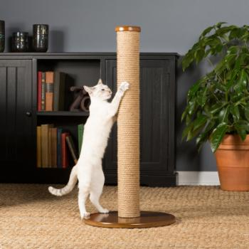 Prevue Pet Products Kitty Power Paws Tall Round Post