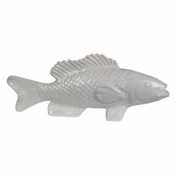 Privilege International Glossy Ceramic Fish Figurine