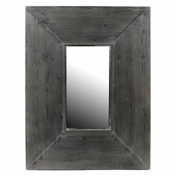 Privilege International Reclaimed Wall Mirror - 30W x 40H in.