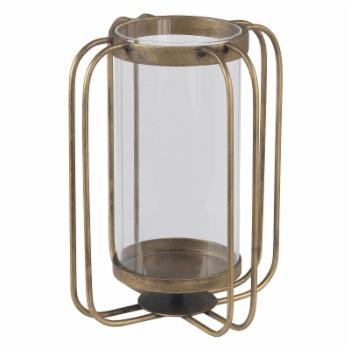 Privilege International Urban Metal Candle Holder