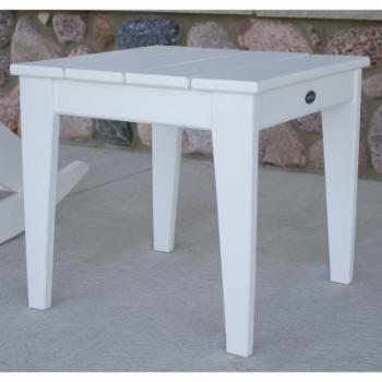POLYWOOD® Modern Patio Side Table