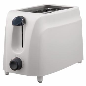 Brentwood TS-260 Cool-Touch 2-Slice Bread Toaster - White