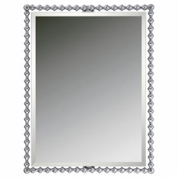 Quoizel Shelburne Small Wall Mirror - 25.5W x 33H in.