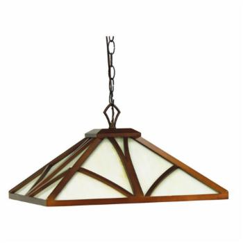 RAM Gameroom Products CHA-17 Chateau Pendant Light - 17W in.