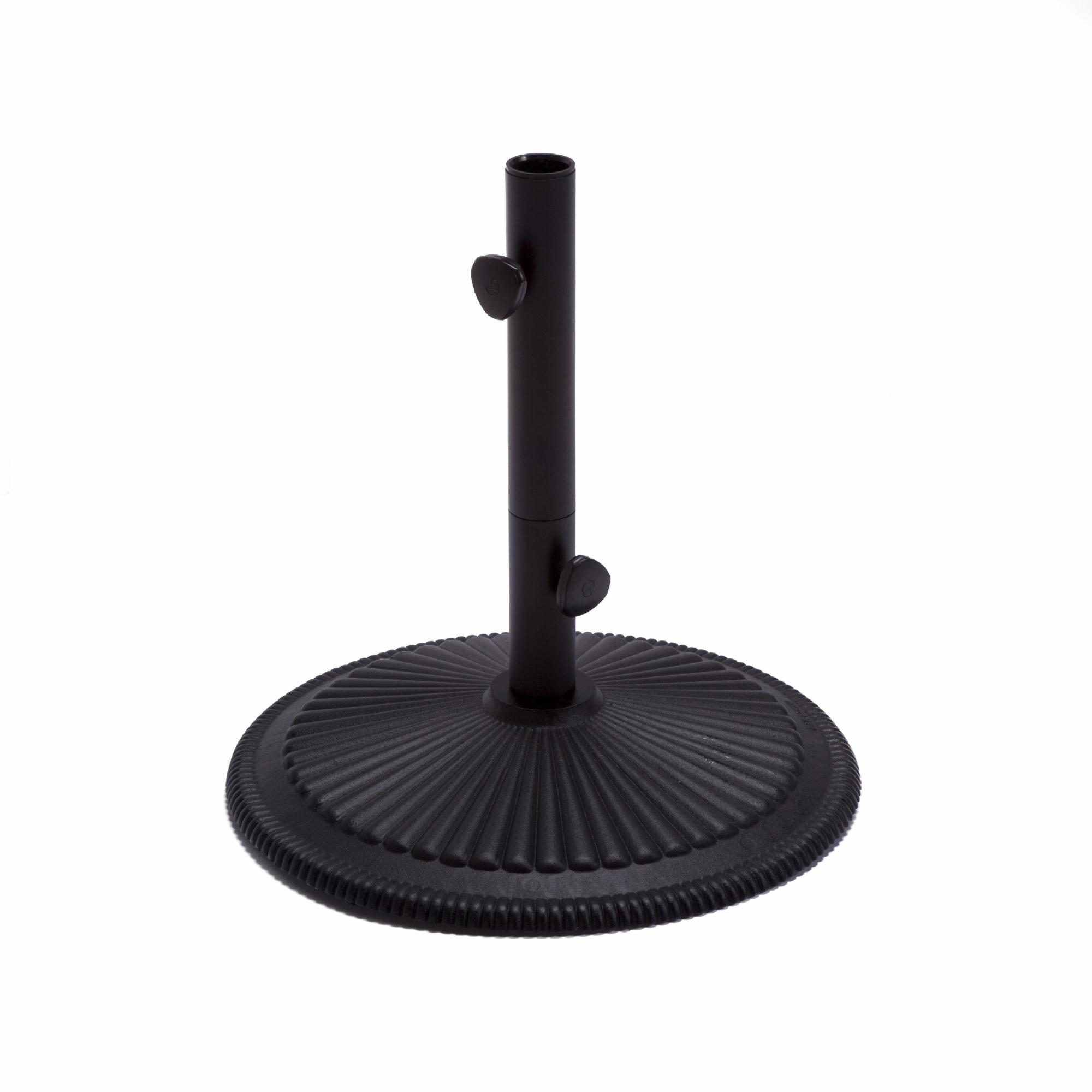 Bon Cast Iron Classic Patio Umbrella Stand