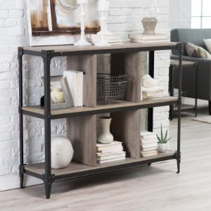 Belham Living Ton 6 Cube Narrow Bookcase