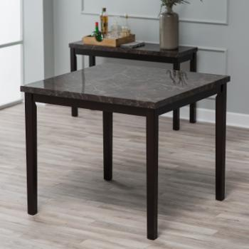 Finley Home Milano Counter Height Table