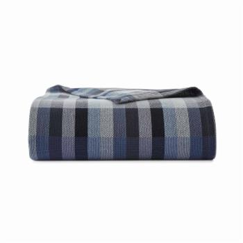 Windsor Stripe Blanket by Eddie Bauer
