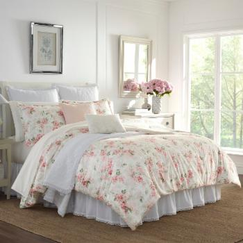 Wisteria Comforter Set by Laura Ashley